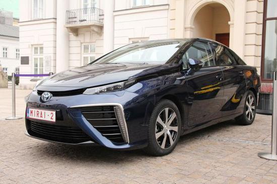 氢燃料电池市场低调升温